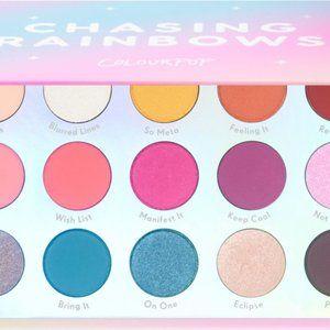 Colourpop Chasing Rainbows Eyeshadow Palette NEW